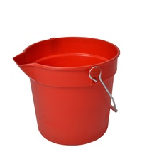 10 Qt. Pail Red