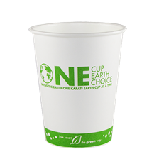 12 oz Karat Eco-Friendly Paper Hot Cups (1000 pcs/ctn)
