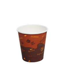 10oz Karat Hot Cups (1000pcs/ctn, Generic)