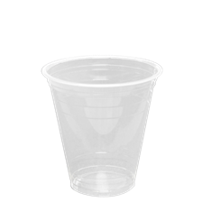 12 oz Clear PLA Cups (Karat Earth, 98mm)