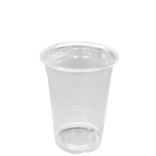 10 oz Clear PET Cups (Karat, 78mm)