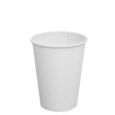 12oz Karat Hot Cups (1000 pcs/ctn, White)