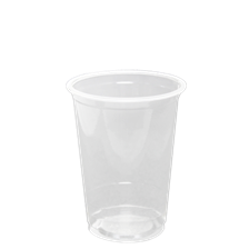 10 oz Clear PLA Cups (Karat Earth, 78mm)