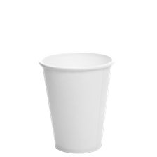 12oz Karat Cold Paper Cup (WHITE)_90mm
