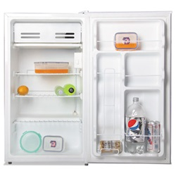 Alera® 3.3 Cu. Ft. Refrigerator with Chiller Compartment, White
