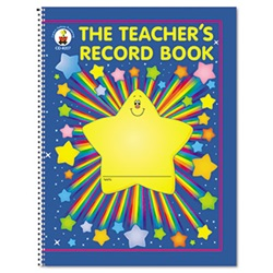 Carson-Dellosa Publishing Classroom Record Book, Wirebound, 11 x 8-1/2, 96 Pages