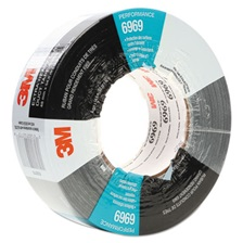 "3M™ Extra-Heavy-Duty Duct Tape, 48mm x 54.8m, 3"" Core, Silver"
