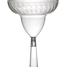 Flairware 12 oz. MARGARITA GLASS - 2312-CL