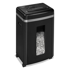 Fellowes® Powershred 450M Medium-Duty Micro-Cut Shredder, 9 Sheet Capacity
