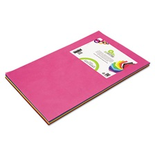Smart-Fab® Smart Fab Disposable Fabric, 12 x 18 Sheets, Assorted, 45 per pack