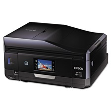 Epson® Expression Premium XP-860 Wireless Small-in-One Inkjet Printer, Copy/Print/Scan