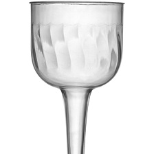 Flairware 8 oz. 1 PIECE WINE GOBLET - 2209