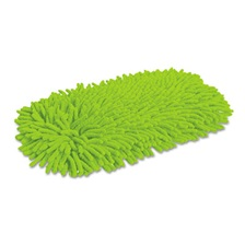 Quickie® Swivel Soft Dust Mop Refill, Microfiber/Chenille, Yellow