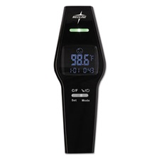 Medline No Touch Forehead Thermometer, Black