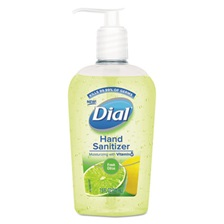 Dial® Scented Antibacterial Hand Sanitizer, Fresh Citrus, 7.5 oz Bottle