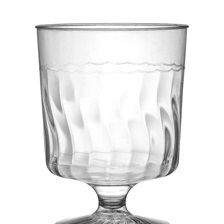Flairware 8 oz. 1 PIECE WINE GLASS - 2208