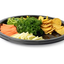 "Platter Pleasers 16"" Round Tray - 8610TF"