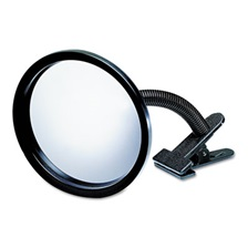 "See All® Portable Convex Security Mirror, 10"" dia."