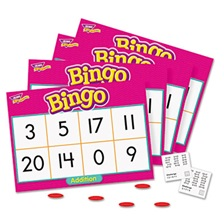 TREND® Young Learner Bingo Game, Addition
