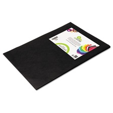 Smart-Fab® Smart Fab Disposable Fabric, 12 x 18 Sheets, Black, 45 per pack