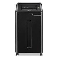 Fellowes® Powershred 425Ci 100% Jam Proof Cross-Cut Shredder, TAA Compliant