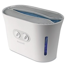 Honeywell Easy-Care Top Fill Cool Mist Humidifier, White, 16 7/10w x 9 4/5d x 12 2/5h