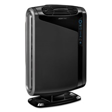 AeraMax® Air Purifiers, HEPA and Carbon Filtration, 300-600 sq ft Room Capacity, Black