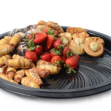 "Platter Pleasers 18"" Round Tray - 8810TF"