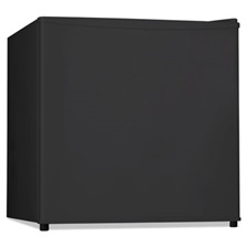 Alera® 1.6 Cu. Ft. Refrigerator with Chiller Compartment, Black