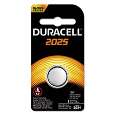 Duracell® Button Cell Lithium Battery, 2025