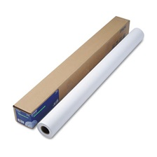 "Epson® Doubleweight Matte Paper, 44"" x 82 ft, White"