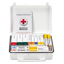 First Aid Only™ ANSI Class A Weatherproof First Aid Kit for 25 People, 84 Pieces