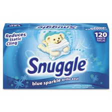 Snuggle® Fabric Softener Sheets, Fresh Scent, 120 Sheets/Box