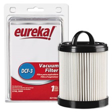 Eureka® Dust Cup Filter For Bagless Upright Vacuum Cleaner, DCF-3