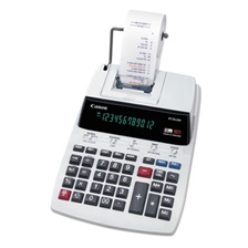 Canon® P170DH 12-Digit Printing Calculator, Black/Red Print, 2.3 Lines/Sec