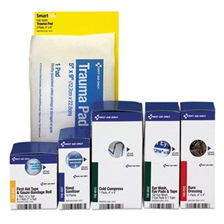 First Aid Only™ SmartCompliance ANSI Upgrade Refill Pack, 19 Pieces