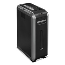 Fellowes® Powershred 125Ci 100% Jam Proof Heavy-Duty Cross-Cut Shredder, 18 Sheet Capacity