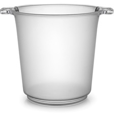 Platter Pleasers 1 Gallon Ice Bucket - 3403