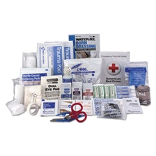 First Aid Only™ 50 Person ANSI A+ First Aid Kit Refill, 183 Pieces