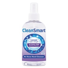 CleanSmart™ Antimicrobial Hand Cleanser Spray, 8 oz Spray Bottle, 6/Carton