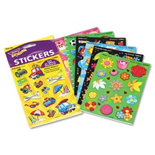 TREND® Stinky Stickers Variety Pack, Good Times, 535/Pack
