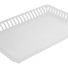 "Flairware 9""x 13"" SERVING TRAY - 293-CL"