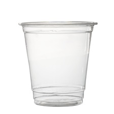 Super Sips 8 oz. PET Drinking Cup - 310878-CL