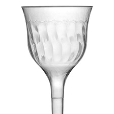 Flairware 6 oz. 2 PIECE WINE GOBLET - 2207