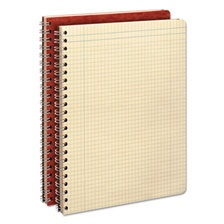 Ampad® Computation Book, Quadrille Rule, 11 3/4 x 9 1/4, Antique Ivory, 76 Sheets