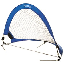 "Champion Sports Extreme Soccer Portable Pop-Up Goals Set, 48"" Wide"