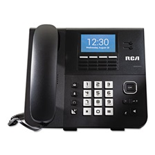 RCA® IP070S VoIP Wireless Accessory Deskphone for IP170S Phone System