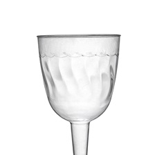 Flairware 5 oz. 2 PIECE WINE GOBLET - 2206