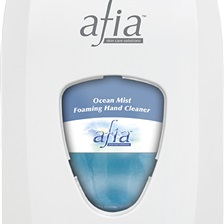 Afia HAND SOAP DISPENSER, WHITE, MANUAL  1000 ml