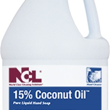 15% COCONUT OIL Pure Liquid Hand Soap, 1 gal